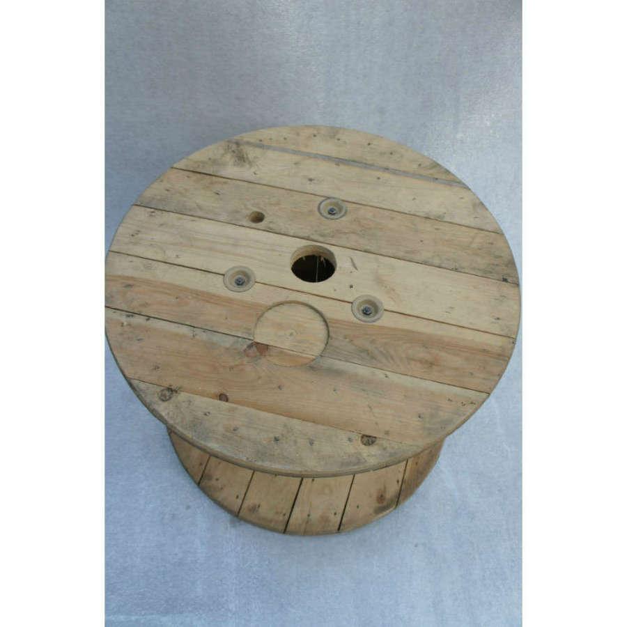 Décorer Un Touret En Bois touret en bois