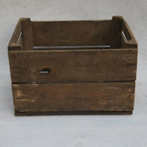 Ancienne caisse en bois old vintage