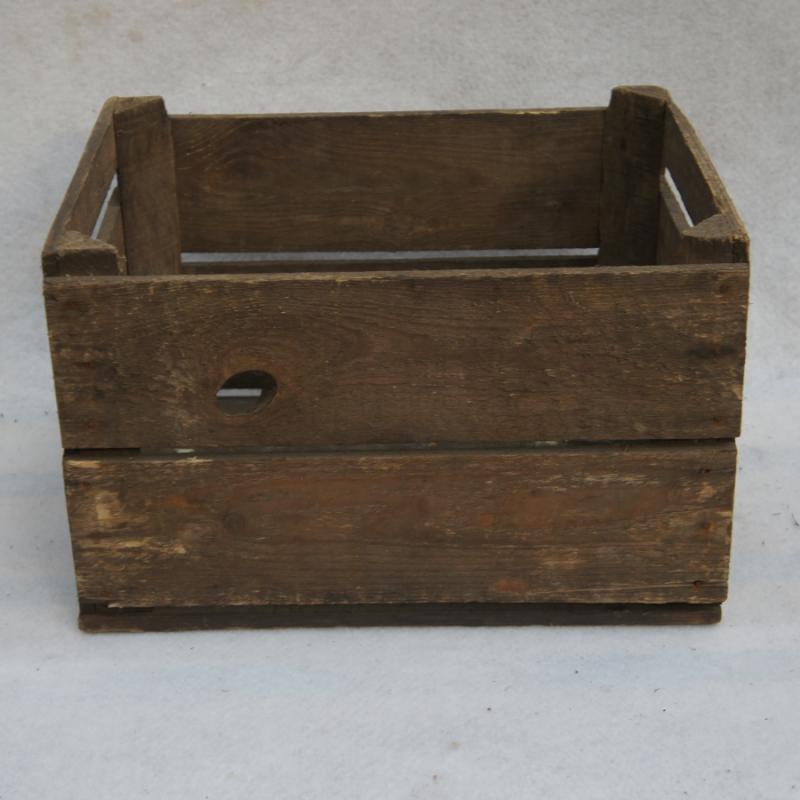 Caisses en bois Ancienne caisse en bois old vintage ~ Caisse En Bois Ancienne