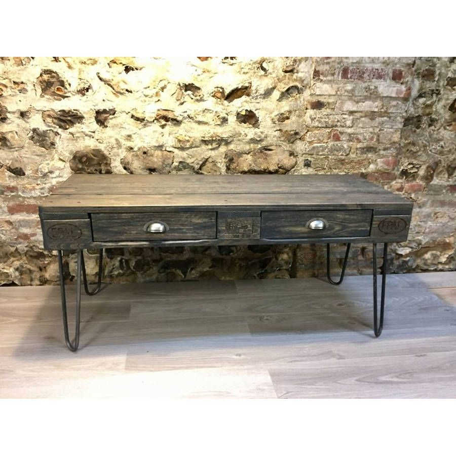 table basse en palette europe