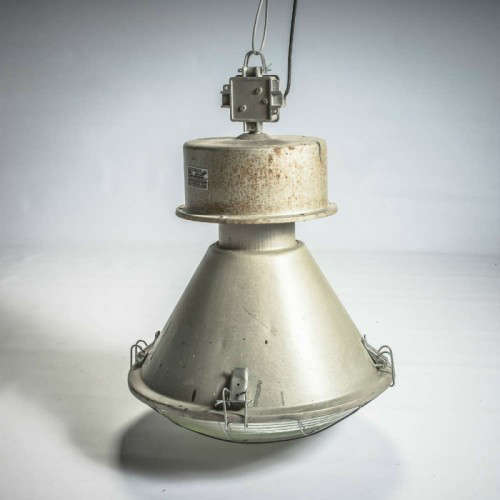 Lampe industrielle Ellipse originale