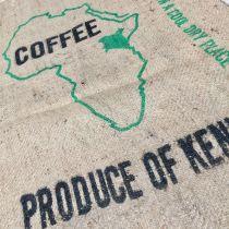 Sac de jute café Kenya