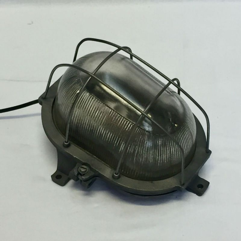 Lampe hublot ovale