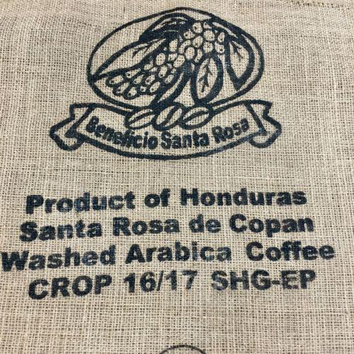 Sac de café Beneficio Santa rosa