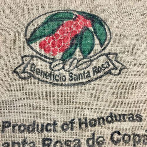 Sac de café Beneficio Santa rosa rouge