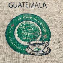 Sac de café Guatemala El cerezo estate