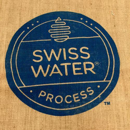 Sac de café en toile de jute Swiss Water
