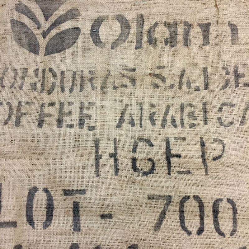 Sac de café Olam Black