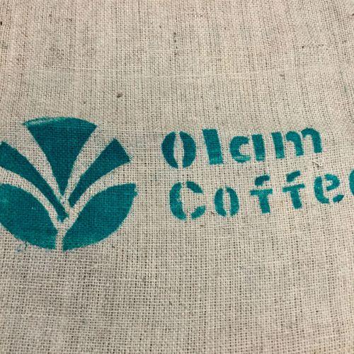 Sac de café Olam coffee