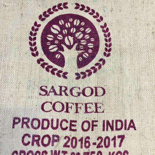 Sac de café Sargod Coffee India