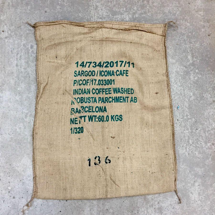Sac de caf sargod coffee of india - Sac de cafe en grain ...