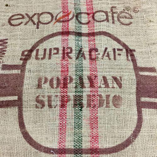 Sac de café en sisal Popayan