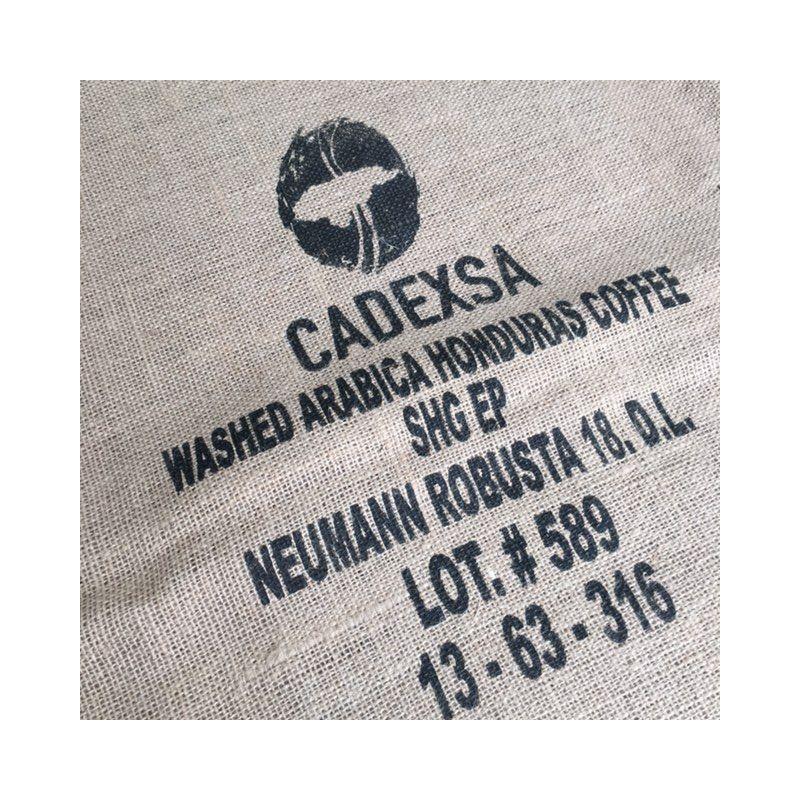Sac de café en toile de jute Cadexsa