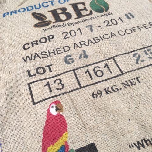Sac de café BEO cafe et Cacao