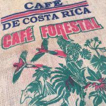 Sac de café en toile de jute Forestal Costa Rica