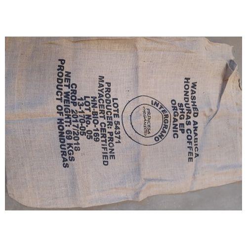 Véritable sac de café en toile de jute Intergrano
